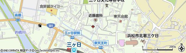 カラオケCLUB.D周辺の地図