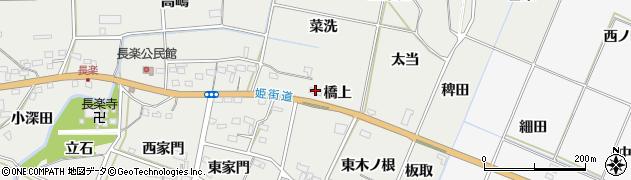 愛知県豊橋市石巻本町(橋上)周辺の地図