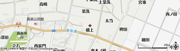 愛知県豊橋市石巻本町(菜洗)周辺の地図