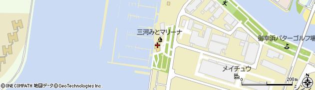 ブルーモーメント(BLUEMOMENT)周辺の地図