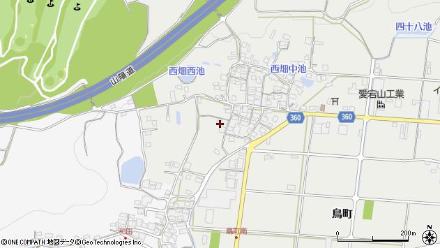〒673-0456 兵庫県三木市鳥町の地図