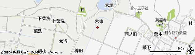 愛知県豊橋市石巻本町(宮東)周辺の地図