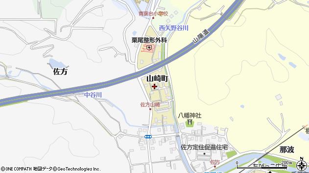 〒678-0066 兵庫県相生市山崎町の地図