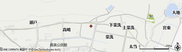 愛知県豊橋市石巻本町(高嶋)周辺の地図