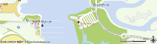 カーザ(casa)周辺の地図