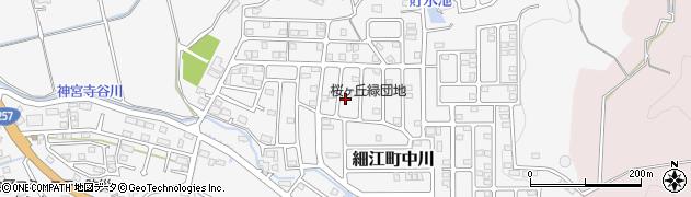 静岡県浜松市北区細江町中川周辺の地図