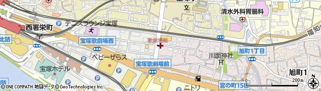 ダンクドール(Dank doll)周辺の地図