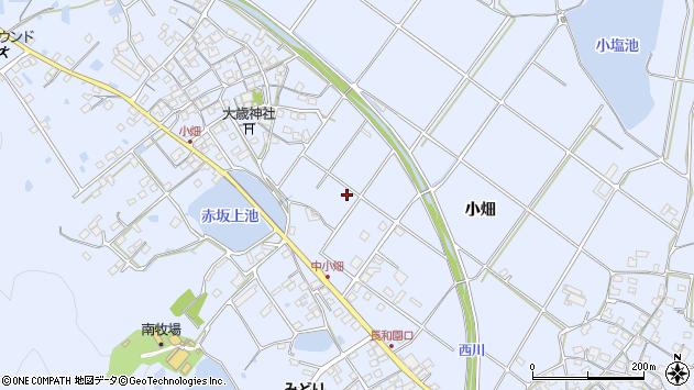 〒675-1235 兵庫県加古川市平荘町小畑の地図