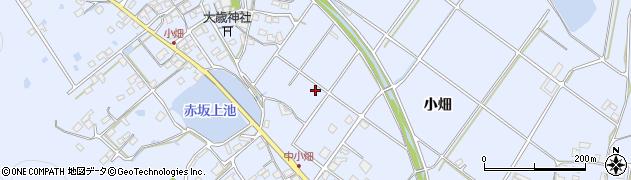 兵庫県加古川市平荘町(小畑)周辺の地図