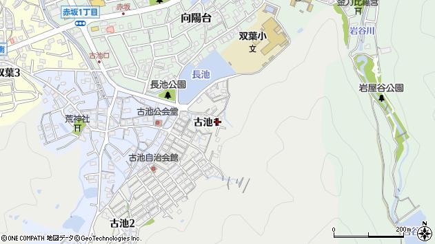 〒678-0012 兵庫県相生市古池の地図