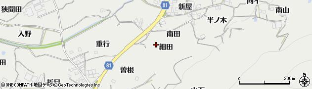 愛知県豊橋市石巻本町(細田)周辺の地図