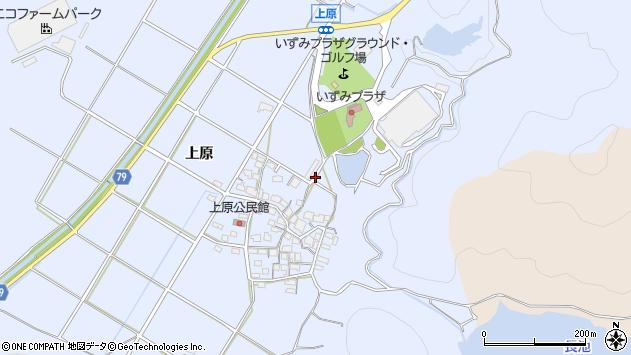 〒675-1224 兵庫県加古川市平荘町上原の地図