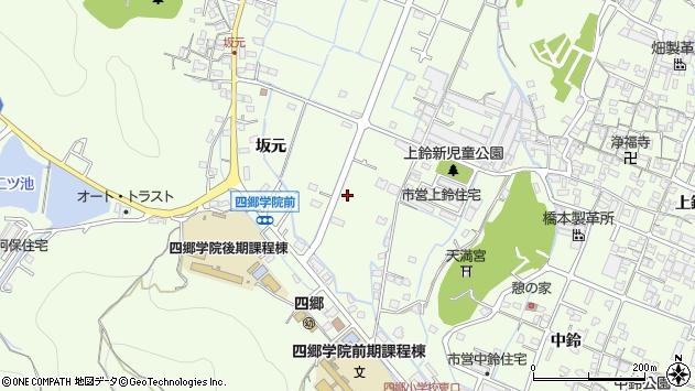 〒671-0246 兵庫県姫路市四郷町坂元の地図