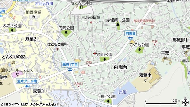 〒678-0021 兵庫県相生市赤坂の地図
