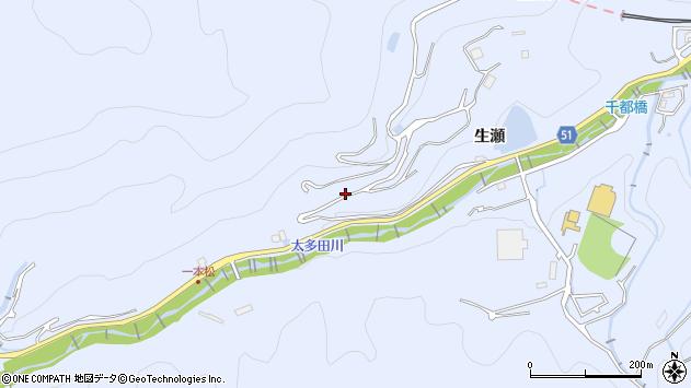 〒669-1101 兵庫県西宮市塩瀬町生瀬の地図