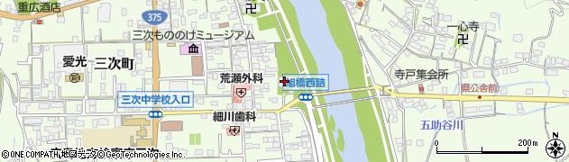 専法寺周辺の地図