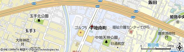 兵庫県姫路市中地南町 住所一覧から地図を検索|マピオン