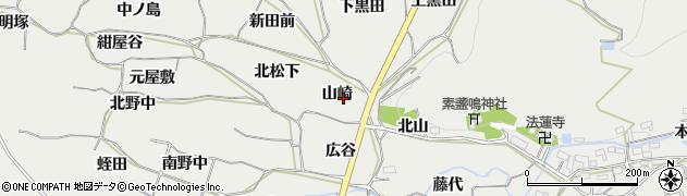 愛知県豊橋市石巻本町(山崎)周辺の地図