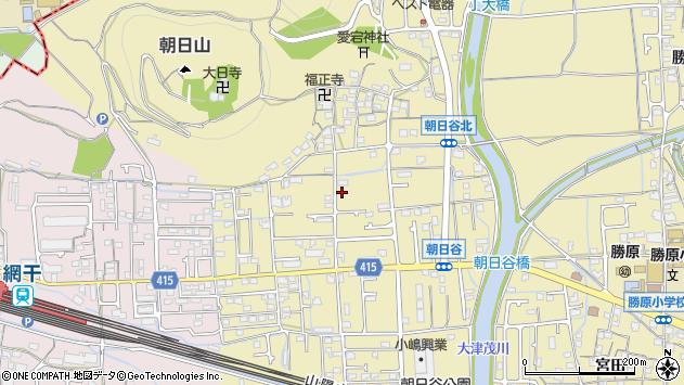 〒671-1204 兵庫県姫路市勝原区朝日谷の地図