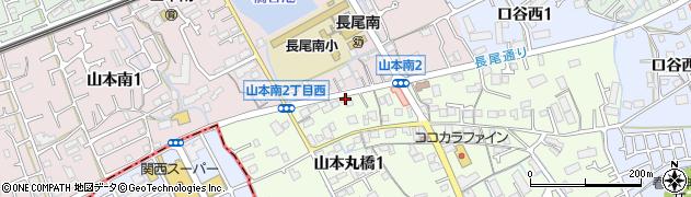 とんこつラーメン専門店大かわ周辺の地図