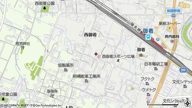 〒671-0233 兵庫県姫路市御国野町西御着の地図