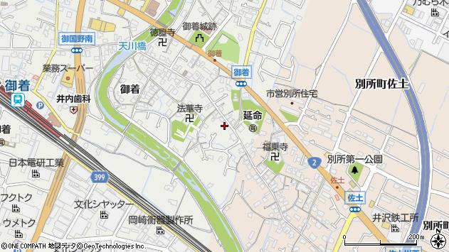 〒671-0232 兵庫県姫路市御国野町御着の地図