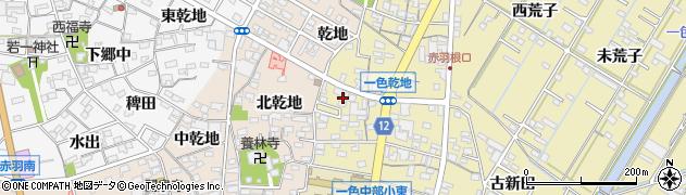 福寿司周辺の地図