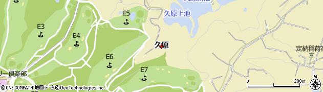 愛知県武豊町(知多郡)冨貴(久原)周辺の地図