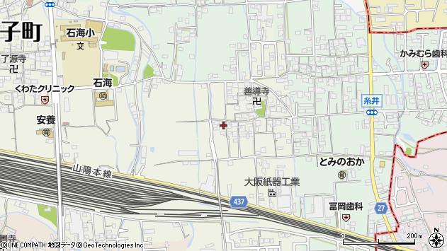 〒671-1533 兵庫県揖保郡太子町竹広の地図