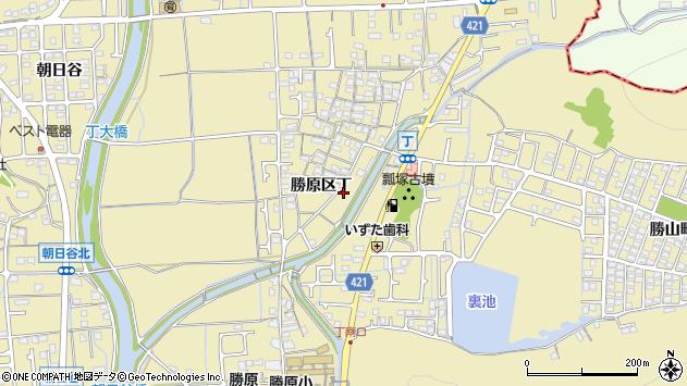 〒671-1203 兵庫県姫路市勝原区丁の地図
