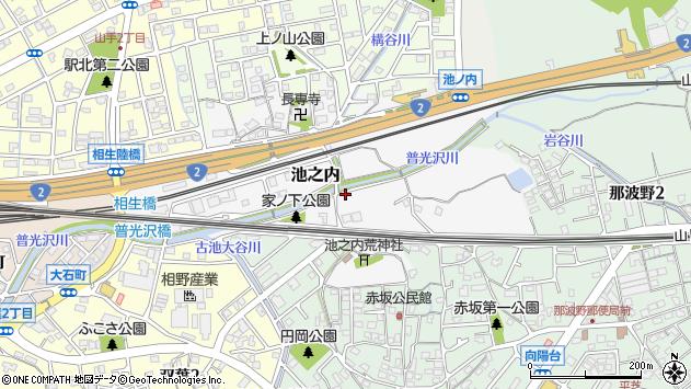 〒678-0004 兵庫県相生市池之内の地図