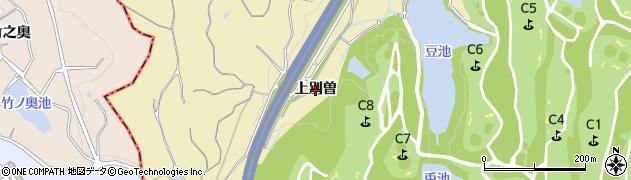 愛知県武豊町(知多郡)冨貴(上別曽)周辺の地図