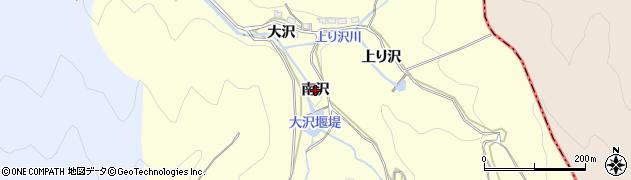 愛知県西尾市東幡豆町(南沢)周辺の地図