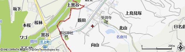 愛知県豊橋市石巻小野田町(薮田)周辺の地図