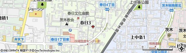 専想寺周辺の地図