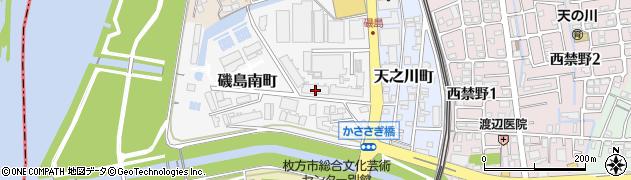 ローレルスクエア枚方フォレストゲート周辺の地図