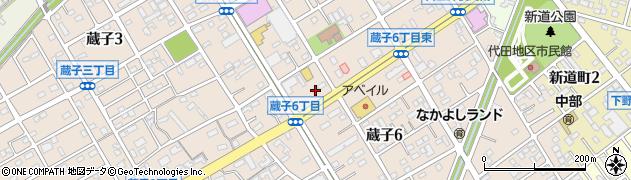 トワイライト(Twilight)周辺の地図