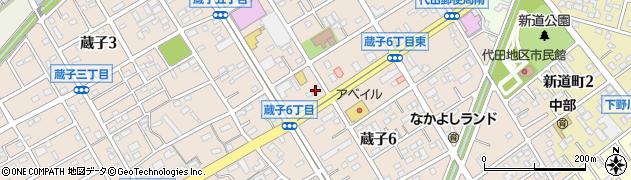 ドリームナイト周辺の地図