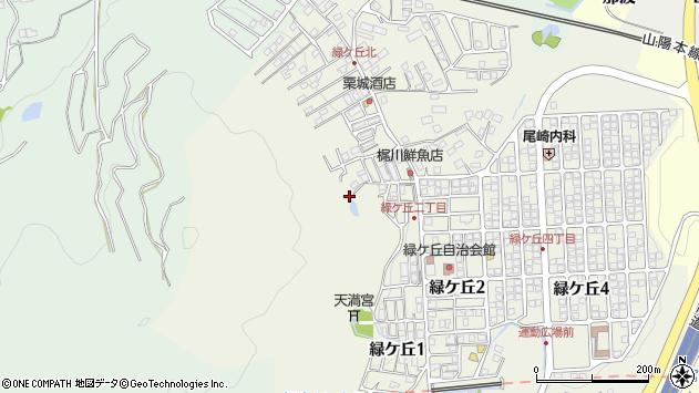 〒678-0071 兵庫県相生市緑ケ丘の地図