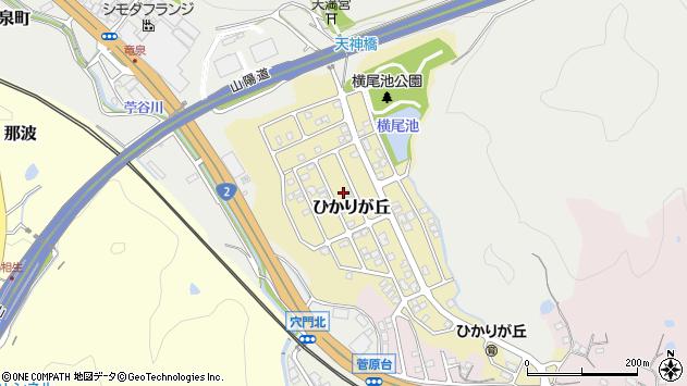 〒678-0074 兵庫県相生市ひかりが丘の地図