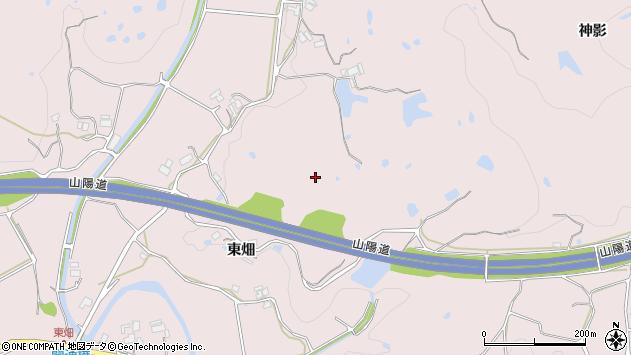 〒651-1612 兵庫県神戸市北区淡河町東畑の地図