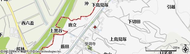 愛知県豊橋市石巻小野田町(上鳥見塚)周辺の地図