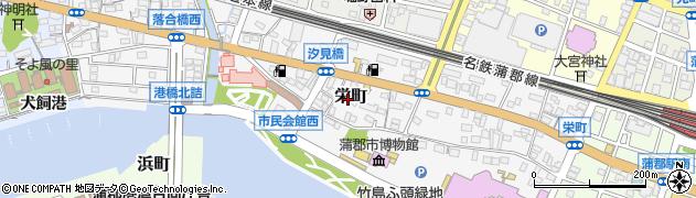けいこ周辺の地図