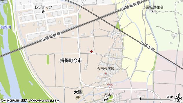 〒679-4146 兵庫県たつの市揖保町今市の地図