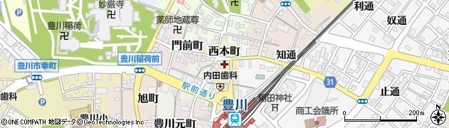 ぴゅあ周辺の地図