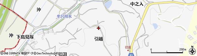 愛知県豊橋市石巻小野田町(引越)周辺の地図