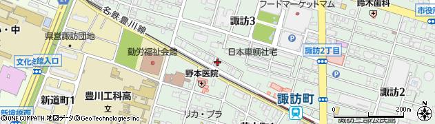 バズ(BUZZ)周辺の地図