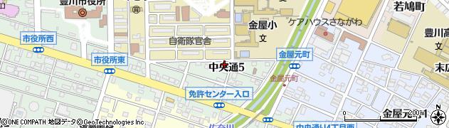 有限会社フィガロ周辺の地図