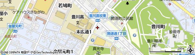 有限会社ブイヤン・ジャパン周辺の地図