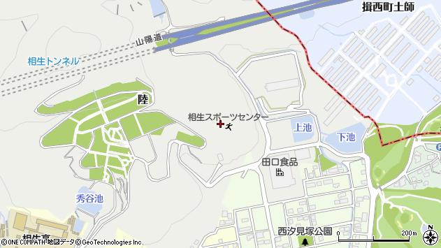 〒678-0003 兵庫県相生市陸の地図